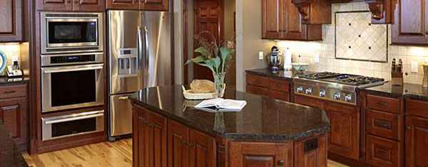 Kitchen Design Dayton Ohio CAD drawings give you an accurate idea